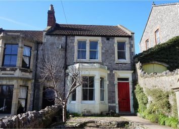 Thumbnail 4 bed end terrace house for sale in Ashcombe Park Road, Weston-Super-Mare