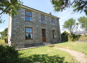 Thumbnail 4 bedroom farmhouse to rent in Calvadnack, Carnmenellis, Redruth