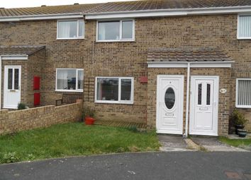 Thumbnail 2 bed terraced house to rent in Cheyne Close, Portland, Dorset