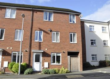 Thumbnail 4 bedroom town house for sale in Thursby Walk, Pinhoe, Exeter