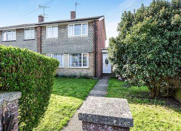 Thumbnail 3 bed semi-detached house for sale in Curdridge Close, Havant