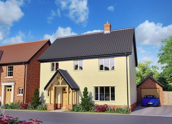 4 bed detached house for sale in Palfrey Place, Halesworth IP19
