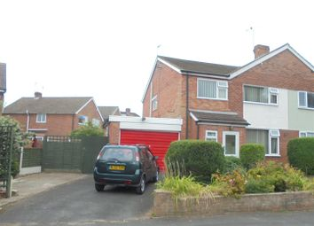 Thumbnail 4 bed semi-detached house for sale in Beauchamp Avenue, Kidderminster