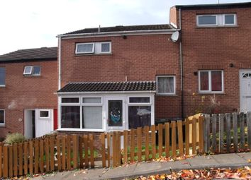 Thumbnail 2 bed terraced house to rent in Markham Road, Nottingham
