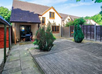 Thumbnail 3 bed detached house for sale in Thuro Grove, Orton Goldhay, Peterborough
