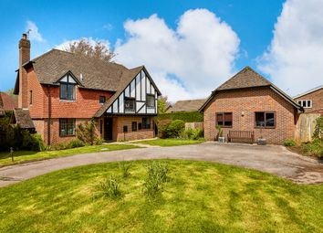 Thumbnail 4 bed detached house to rent in Goldenfields Close, Liphook