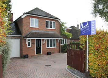 Thumbnail 4 bed detached house to rent in Cavendish Close, Horsham