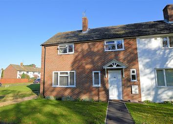 Thumbnail 3 bed end terrace house to rent in Hollybush Lane, Burghfield Common, Reading