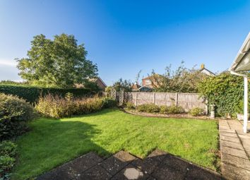Thumbnail 2 bed bungalow for sale in Eden Road, Seasalter, Whitstable