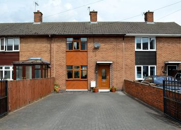 Thumbnail 2 bed town house for sale in Chapman Lane, Grassmoor, Chesterfield