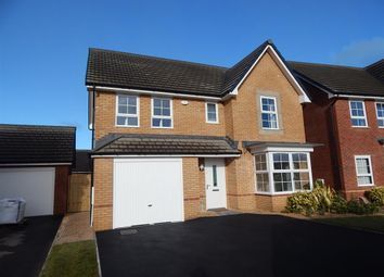 Thumbnail 4 bed detached house to rent in Ingot Drive, Rogerstone, Newport