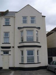 Thumbnail 1 bed flat to rent in The Esplanade, Burnham-On-Sea, Somerset