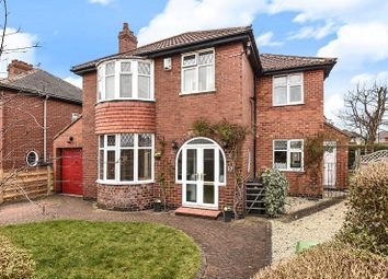 Thumbnail 4 bed detached house for sale in Rawcliffe Drive, York