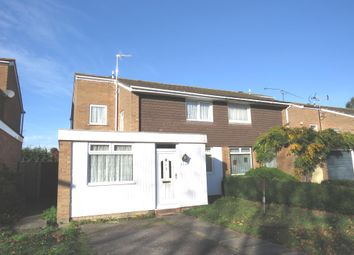 Thumbnail 4 bed semi-detached house for sale in St. Johns Way, Thetford