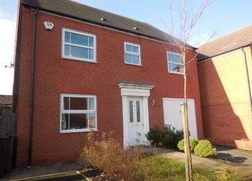 Thumbnail 4 bed detached house for sale in Crabtree Close, Wolverhampton