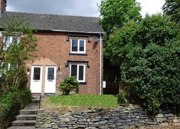Thumbnail 2 bedroom cottage to rent in Nantwich Road, Audley, Stoke-On-Trent