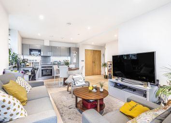 Thumbnail 1 bed flat to rent in Cable, Pilot Walk, Parkside, Greenwich Peninsula