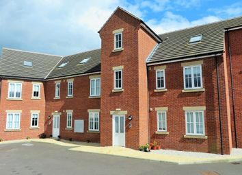 Thumbnail 2 bed flat to rent in Featherbed Close, Shuttlewood, Chesterfield