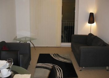 Thumbnail 1 bed flat to rent in Stillwater Drive, Sports City, Manchester, Manchester City Centre