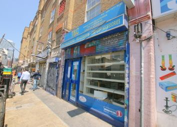 Thumbnail Retail premises to let in Goulston Street, London