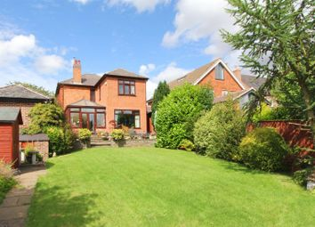 Thumbnail 4 bedroom detached house for sale in Clements Gate, Diseworth, Derby