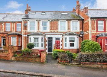Thumbnail 4 bed terraced house for sale in Grovelands Road, Reading