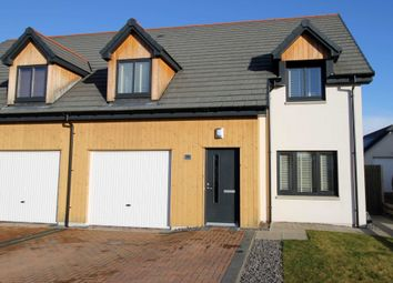 3 bed semi-detached house for sale in Carron Street, Nairn IV12