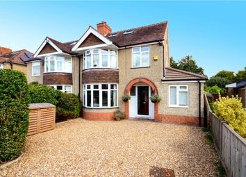 4 bed semi-detached house for sale in Geoffreyson Road, Caversham, Reading RG4