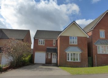 Thumbnail 4 bed detached house for sale in Cedar Wood Drive, Tonyrefail, Porth