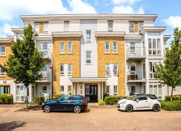 Thumbnail 1 bed flat for sale in Swallowfield Court, 33 Kingfisher Drive, Maidenhead, Berkshire
