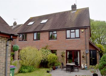 Thumbnail 3 bed property for sale in Ivy Close, Etchinghill, Folkestone