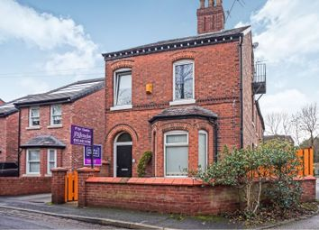 Thumbnail 4 bed semi-detached house for sale in Cape Street, Manchester