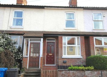 Thumbnail 3 bed terraced house to rent in Portersfield Road, Norwich