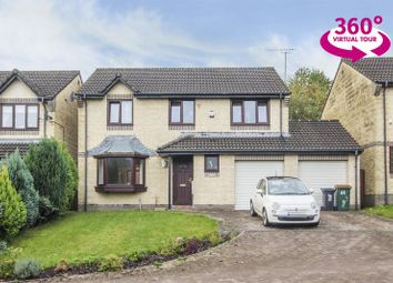 Thumbnail 4 bed detached house for sale in Lavender Way, Rogerstone, Newport