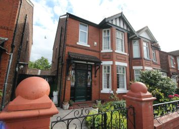 Lytham Road, Manchester, Greater Manchester M19. 3 bed semi-detached house
