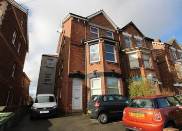 Thumbnail 1 bed flat to rent in Polsloe Road, Exeter