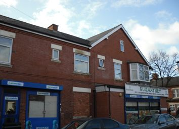 Thumbnail 1 bed flat to rent in 1 Lancashire Street, Belgrave, Leicester
