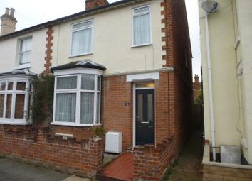 Thumbnail 2 bed semi-detached house to rent in Claudius Road, Colchester