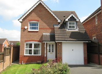 Thumbnail 3 bed detached house to rent in Valley View, Congleton