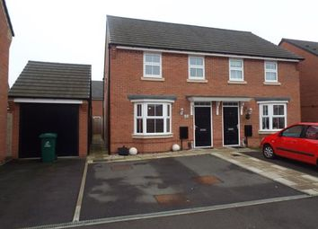 Thumbnail 3 bed semi-detached house for sale in Esme Close, Coventry, West Midlands