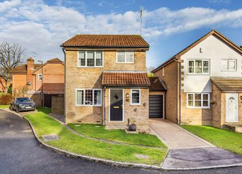 Thumbnail 3 bed link-detached house for sale in Saxon Road, Worth, Crawley