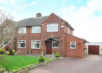 Thumbnail 3 bed semi-detached house for sale in Sothall Green, Beighton, Sheffield, South Yorkshire