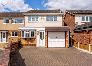 Thumbnail 3 bed terraced house for sale in Roding Way, Rainham, London
