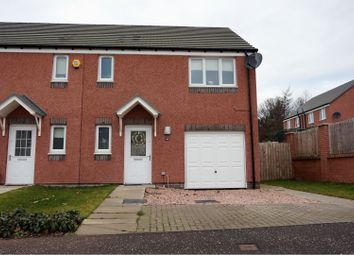 Thumbnail 3 bedroom semi-detached house for sale in Kirkstead Drive, Dundee