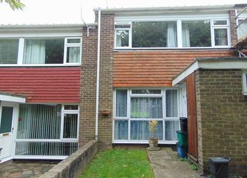 Thumbnail 3 bed terraced house for sale in Woodpecker Mount, Pixton Way, Croydon