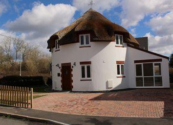 Huntick Estate, Lytchett Matravers, Poole, Dorset BH16. 3 bed detached house for sale