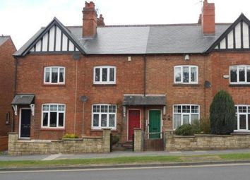 Thumbnail 2 bed cottage to rent in Rectory Road, Sutton Coldfield