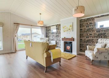 Thumbnail 2 bed lodge for sale in Brigg Road, Caistor