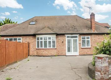 Thumbnail 5 bed bungalow for sale in Corbets Tey Road, Upminster, Greater London