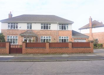 Thumbnail 4 bed detached house for sale in Countisbury Drive, Liverpool